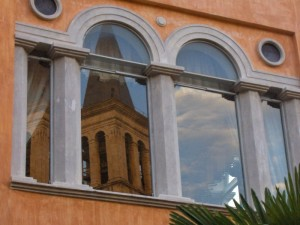 Riflessi a Spoleto