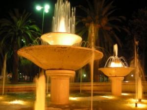 Fontana in Villa