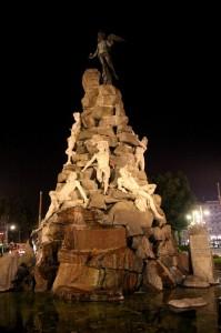 La fontana del Frejus