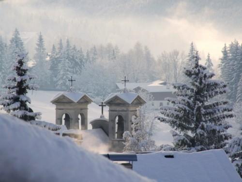 Cortina d'Ampezzo - preghiere nel silenzio 2