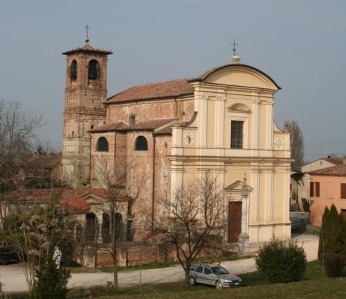 Sustinente - Chiesa dell'Annunciazione