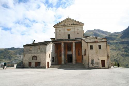 Castelmagno - Santuario di S. Magno