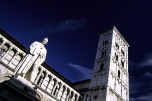 Lucca-Chiesa di San Michele