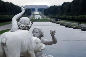 fontana vanvitelliana- reggia di caserta