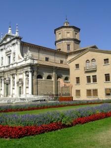 S. Maria in Porto e il Museo d'Arte della città
