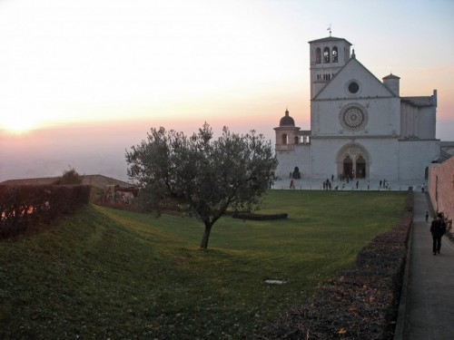 Assisi - Il calore dello spirito