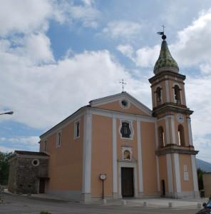 parrocchia Ave Grazia Plena