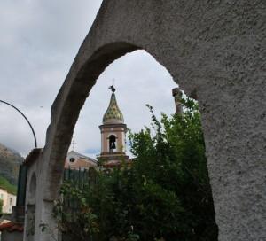 campanile nell'arco