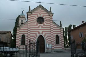 La chiesetta di Caprara