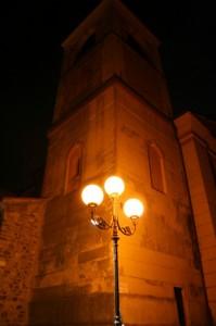 Il campanile - sabato sera