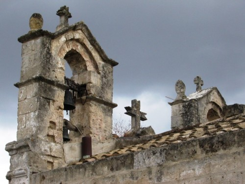 Matera - Chiesa di San Biagio - particolare