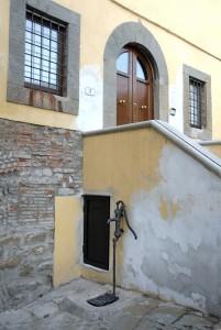 Fontana pubblica a Montevettolini