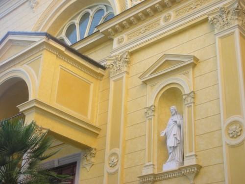 Sanremo - PARTICOLARE CHIESA