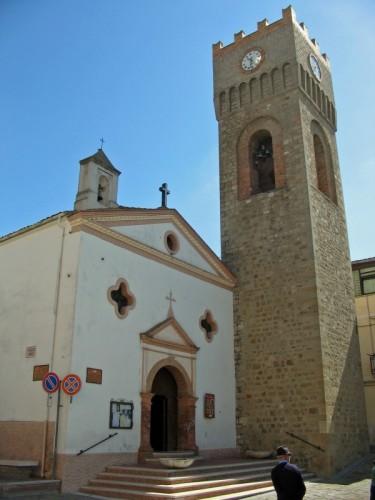 Aliano - Chiesa ad Aliano