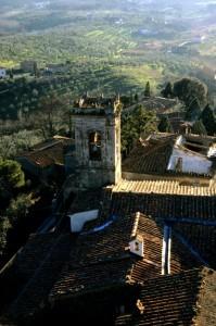 Larciano - La Parrocchiale prima del restauro