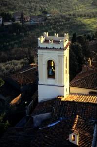 Larciano - La Parrocchiale dopo il restauro