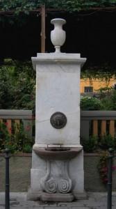 La fontana di Cucigliana