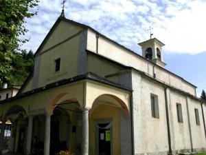 Chiesa a Trarego 2