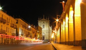 S. Andrea by night