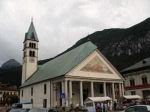 Santo Stefano di Cadore e il mercatino