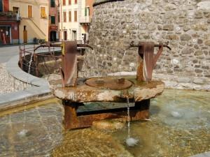 La fontana del Castello