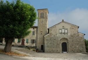 Chiesa Parrocchiale di Coscogno - Pavullo (MO)