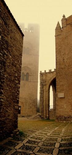 Erice - Campanile Duomo  - Erice
