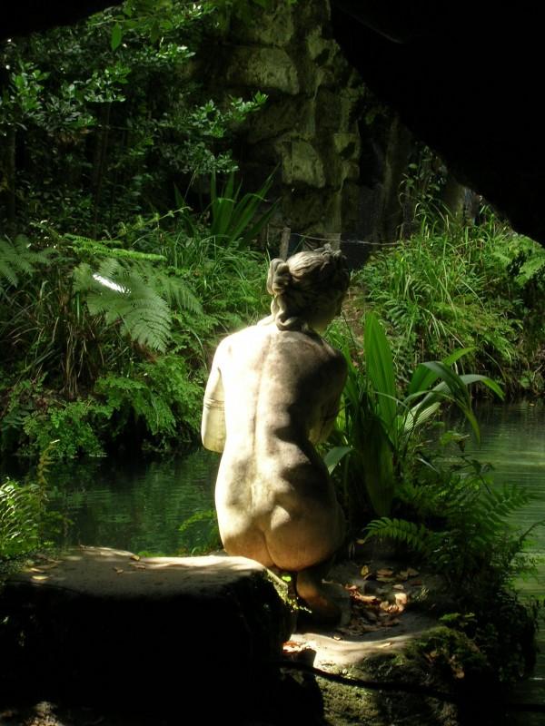 ''fontana Bagno di Venere reggia di Caserta'' - Caserta