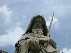 san Paolo fuori le mura (dal cielo ci proteggerà)