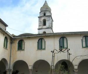 ritiro spirituale il campanile dal chiostro