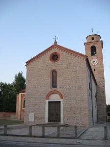 Chiesa di S. Matteo - Vanzo di S. Pietro Viminario