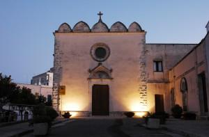 Cisternino - Chiesa di San Quirico