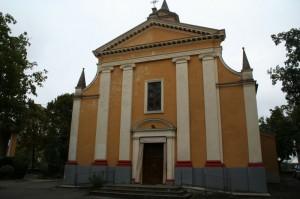La Chiesa di Mamiano