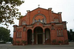 La chiesa di Basilicanova