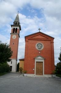 La chiesa di Cusano