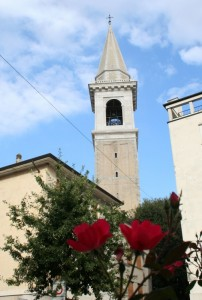 Il campanile di Codroipo