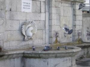 Fontana del Commercio