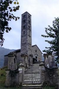La chiesetta di Lasnigo