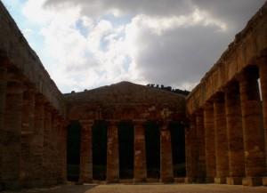 Segesta- tempio greco