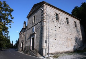 CHIESA MADONNA DELLE GRAZIE - MORANO CALABRO (cs)