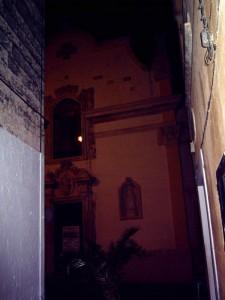 Notte tra i borghi antichi di Specchia