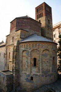 Abside, Chiesa di Santo Stefano