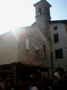 valvasone- chiesetta