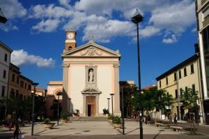 Chiesa dei Santi Giuseppe e Leopoldo detta Duomo di Cecina