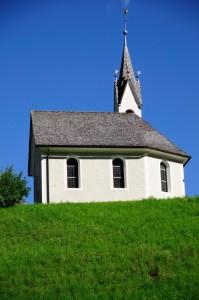 chiesetta di Pederoa - La Valle (BZ)