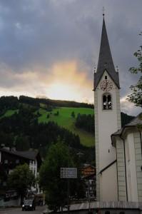 Chiesa parrocchiale di S.Vigilio di Marebbe (BZ)