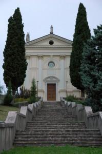 La scalinata II (S.Zenone)