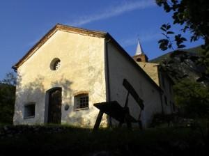 La chiesetta del drago ( S.Giorgio)