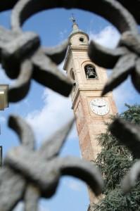 Spiando il campanile
