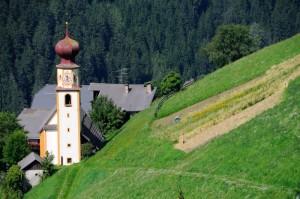 Inclinazioni religiose - Chiesetta in Val di Marebbe